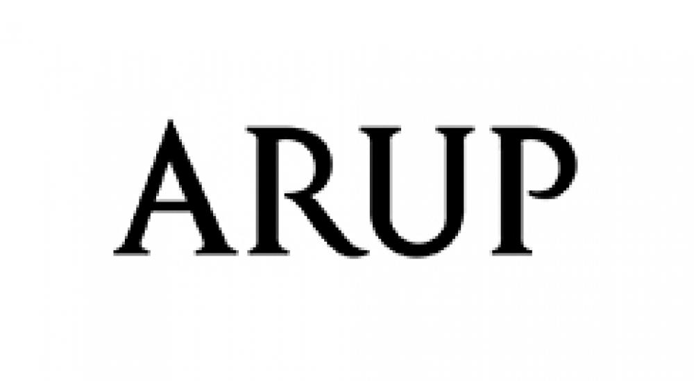 Arup Logo For Printed Media  Black Cmyk Jpg File 300Dpi 60Mm A1