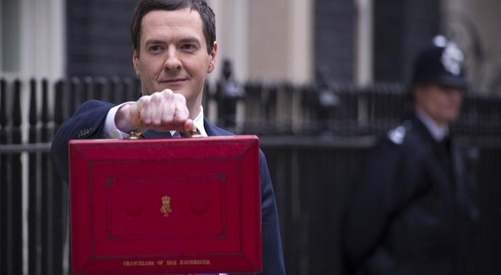 George Osborne 2016 Budget