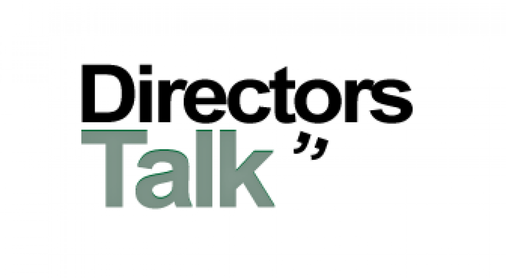 Directors Talk Interview