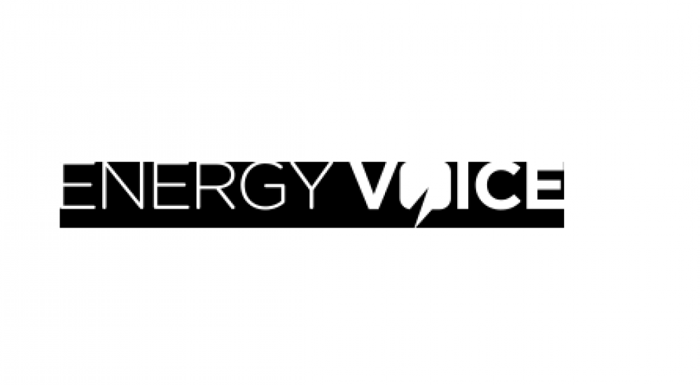 Energy Voice Logo Fueling The Conversation