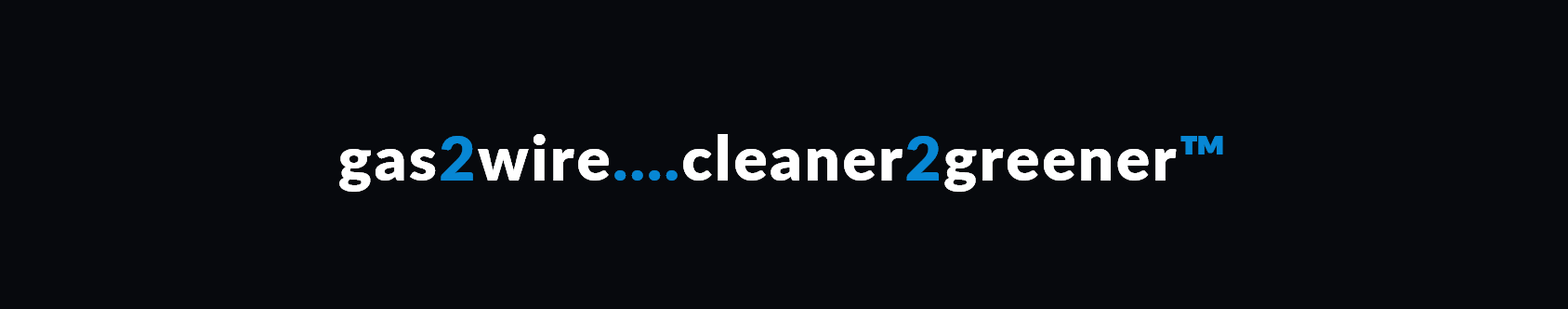 Gas2Wire  Cleaner2Greener With Waves V4